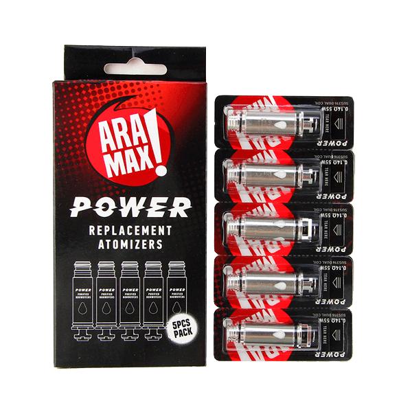 Resistencias Aramax Power Coil