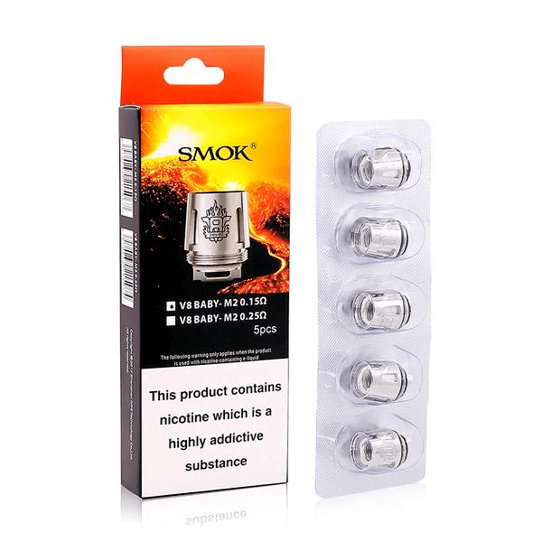 Resistencias Smok V8 Baby M2 Coil