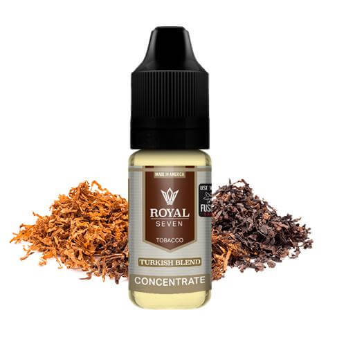 Royal Seven By Halo Turkish Blend