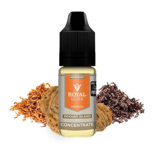 Royal Seven By Halo Woodsy Blend