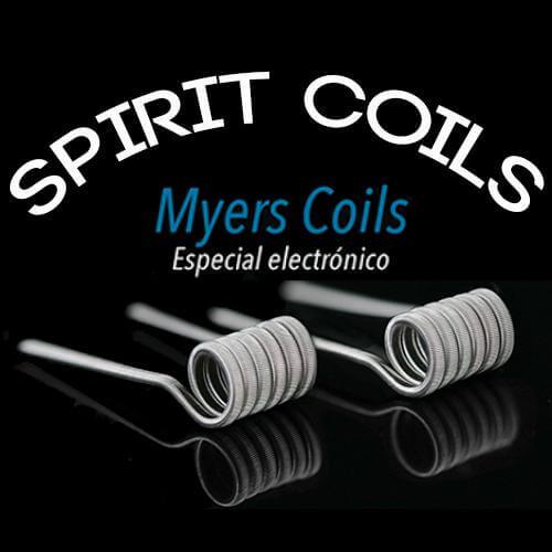 Spirit Coils - Myers Coils (Resistencias Artesanales)