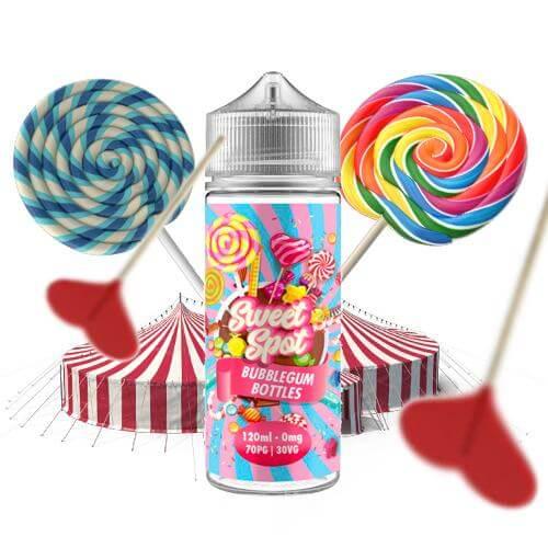 Sweet Spot Bubblegum Bottles