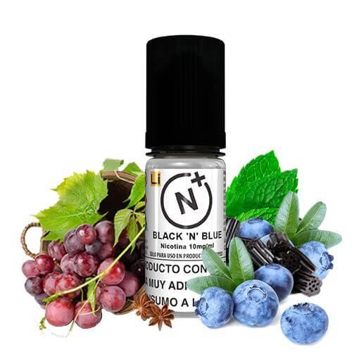 T-Juice Nic Salt Black N Blue 10ml