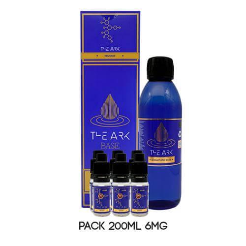 The Ark Pack Base +  Nicokits (200ml)