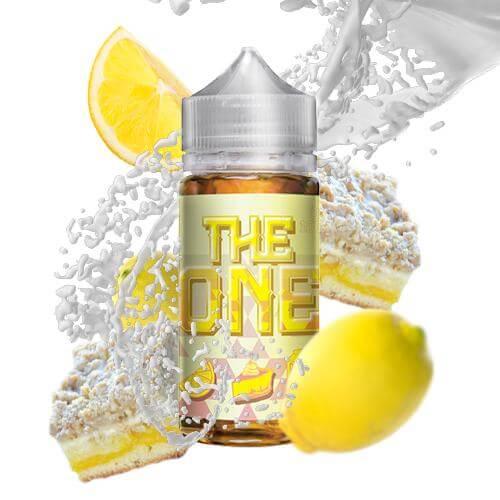 The One E-Liquid Lemon 100ml (Shortfill)