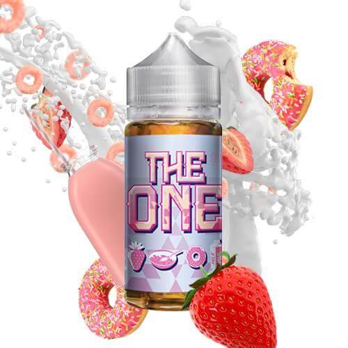 The One E-Liquid The One Strawberry