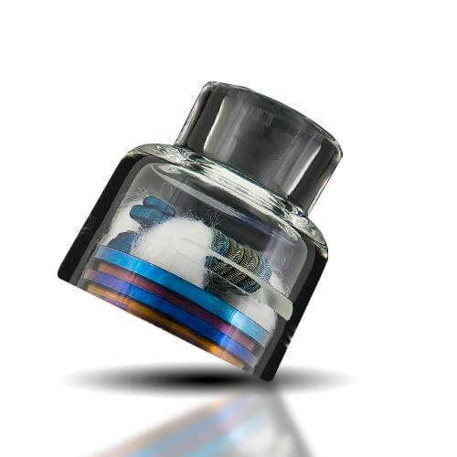Trinity Glass Competition Glass Cap