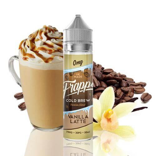 Vanilla Latte - Frappe Cold Brew