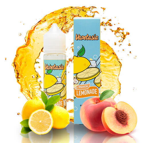 Vapetasia Peach Lemonade