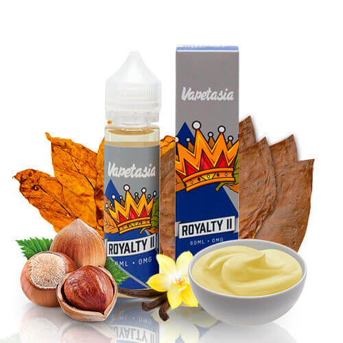 Vapetasia Royalty II 50ML (Shortfill)