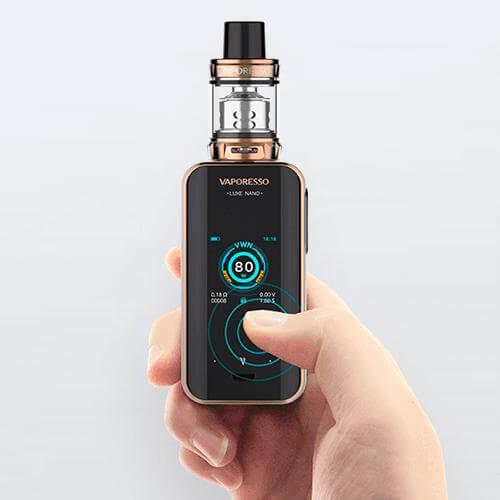 Vaporesso Luxe Nano 80w TC Kit 2500mAh