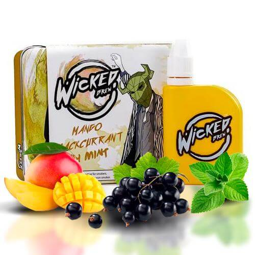 Wicked Brew Mango Blackcurrant