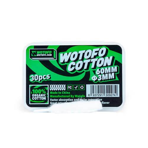Wotofo Agleted Organic Cotton