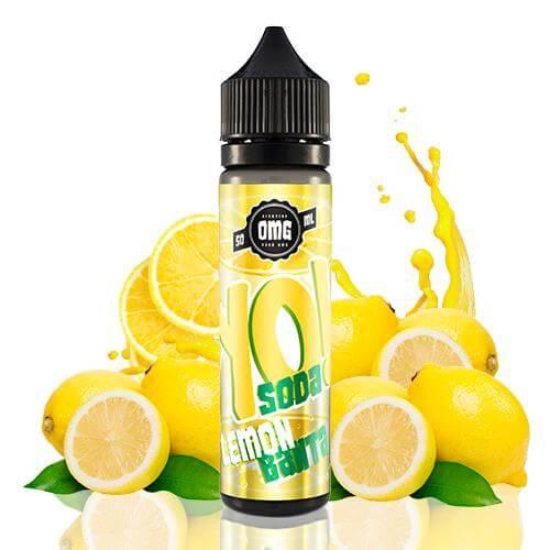 Yo Soda Lemon Banta
