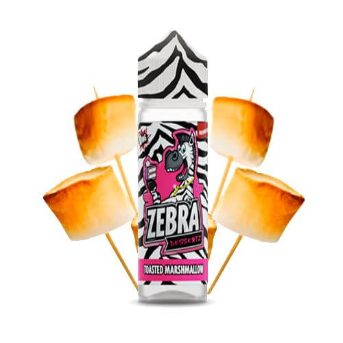 Zebra Juice Dessertz Toasted Marshmallow