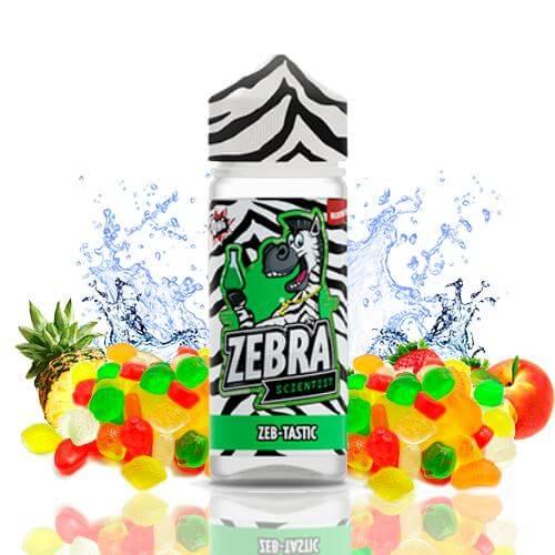 Zebra Juice Scientist Zeb Tastic