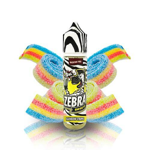 Zebra Juice Sweetz Rainbow Strips