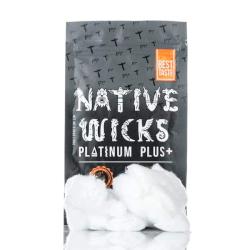 Ofertas de Algodón Native Wicks Platinum Plus