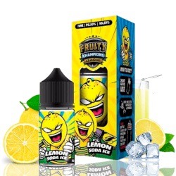 Ofertas de Aroma Lemon Soda Ice - Fruity Champions League 30ml