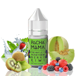Ofertas de Aroma Pachamama The Mint Leaf Honeydew Berry Kiwi 30ml 30ml