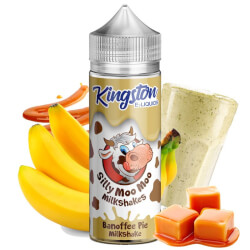 Comprar Banoffee Pie Milkshake 100ml - Kingston 100ml