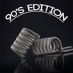 Ofertas de Charro Coils 90s Edition (Resistencias Artesanales)