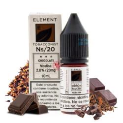 Ofertas de Element Salts Tobacconist Chocolate
