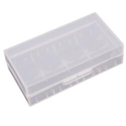Ofertas de Funda Estuche de plastico para Baterías 18650