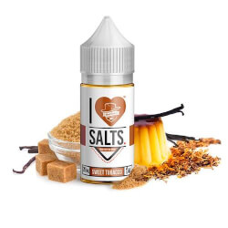 Comprar Mad Hatter I Love Salts Sweet Tobacco 20mg 20mg