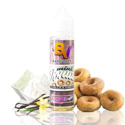 Ofertas de Mini Donut Vanilla & Cream - Basic Vape