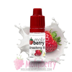 Ofertas de Aroma Molin Berry Strawberry Milk