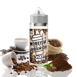 Comprar Moreish Puff Brewed Flat White 100ml