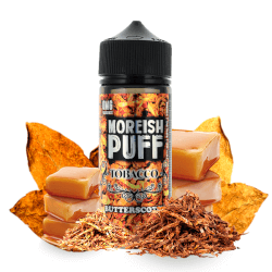 Ofertas de Moreish Puff Tobacco Butterscotch