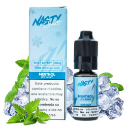 Ofertas de Nasty Juice Salt Menthol Icy Mint 10ml