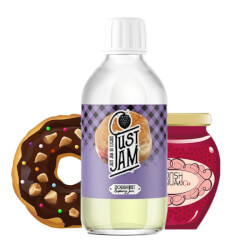 Ofertas de Raspberry Doughnut - Just Jam 200ml 200ml