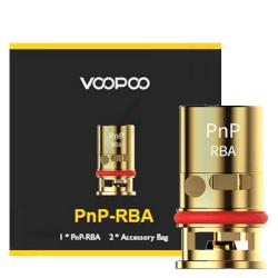 Ofertas de Resistencia Reparable Voopoo PnP RBA