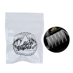 Comprar Rick Vapes - Alien Taser Full Ni80 (Resistencias Artesanales) Pack de 2