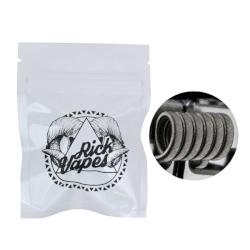 Comprar Rick Vapes - Fused SS Ni80 (Resistencias Artesanales) Pack de 2