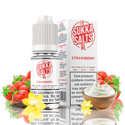Ofertas de Sukka Salts Strawberry 10ml