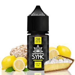 Ofertas de SYNC Lemon Tart - CBD E-Liquid