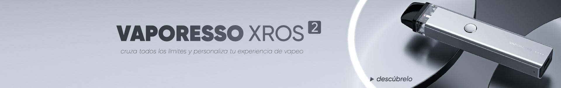 Nuevo Vaporesso Xros 2