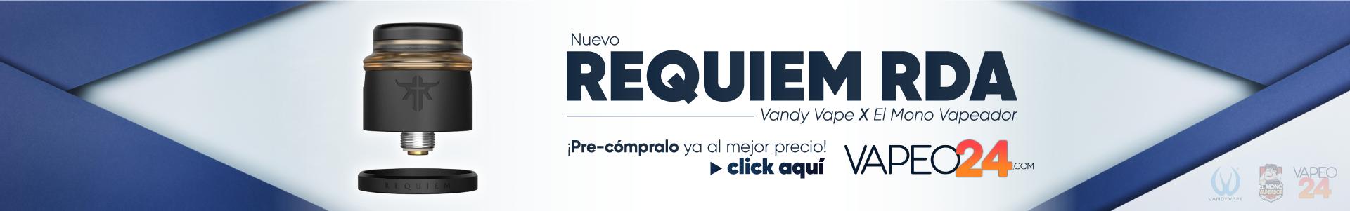 Requiem RDA Vapeo24