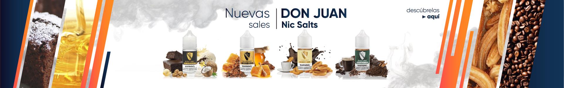Sales Nicotina Don Juan